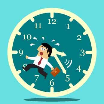 Modification des horaires de travail : la marge de liberté de l