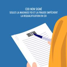 CDD-non-signé--seules-la-mauvaise-foi-et-la-fraude-empêchent-la-requalification-en-CDI