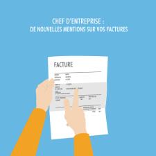 Article Mentions obligatoires factures